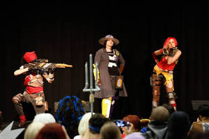 Fandom Con: Best in Show!!! by eitanya