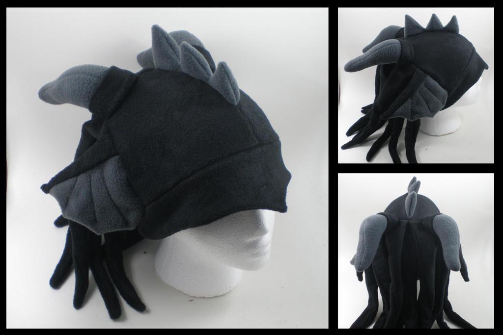 b78725d9b37 Custom Dragon fleece hat by eitanya on DeviantArt