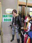 Lara Croft - Legend (winter gear) cosplay by eitanya