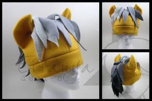 Daring Do fleece pony hat