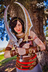 Princess of Persia: Warrior Within cosplay