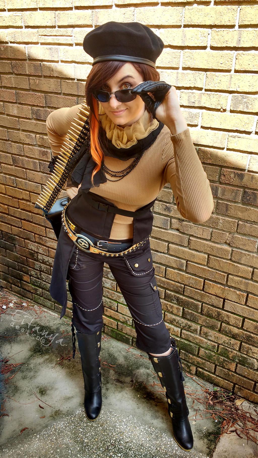RWBY - Coco Adel cosplay by eitanya