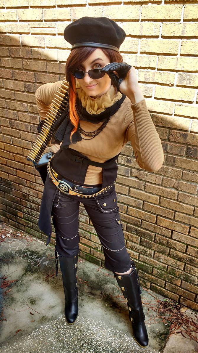 RWBY - Coco Adel cosplay