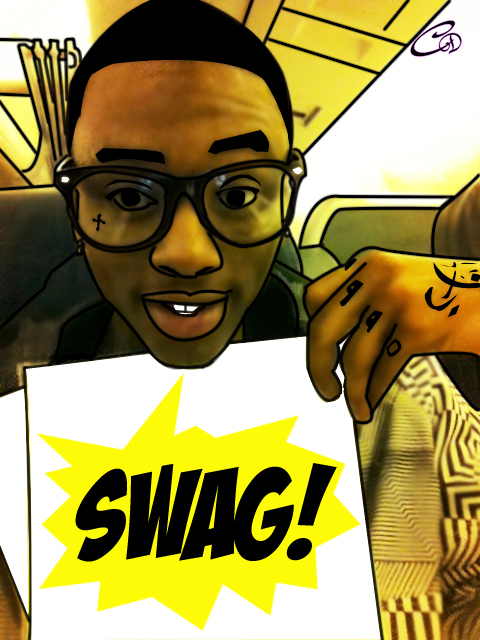 soulja boy swag cartoon by lilisodmg on deviantart
