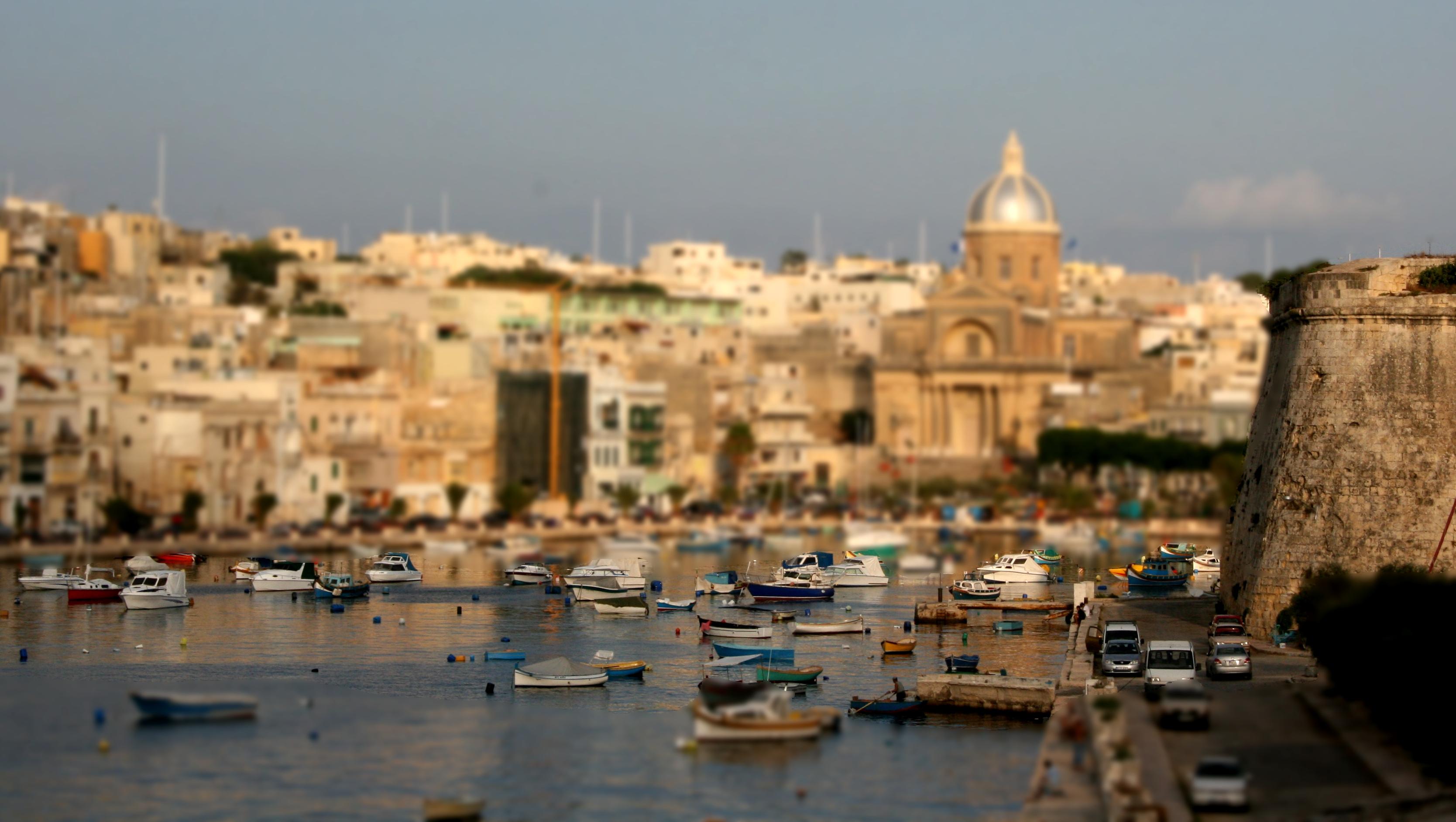 Malta Tilt Shift