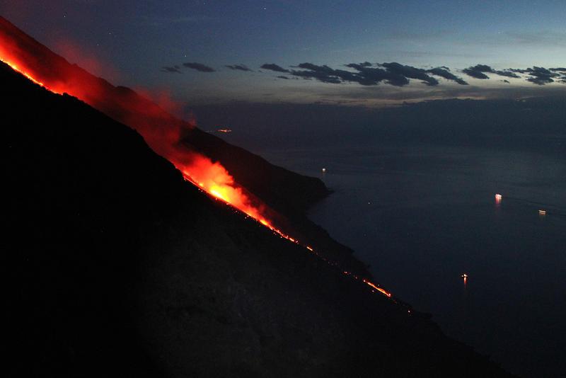 The Firey Descent by Ubhejane
