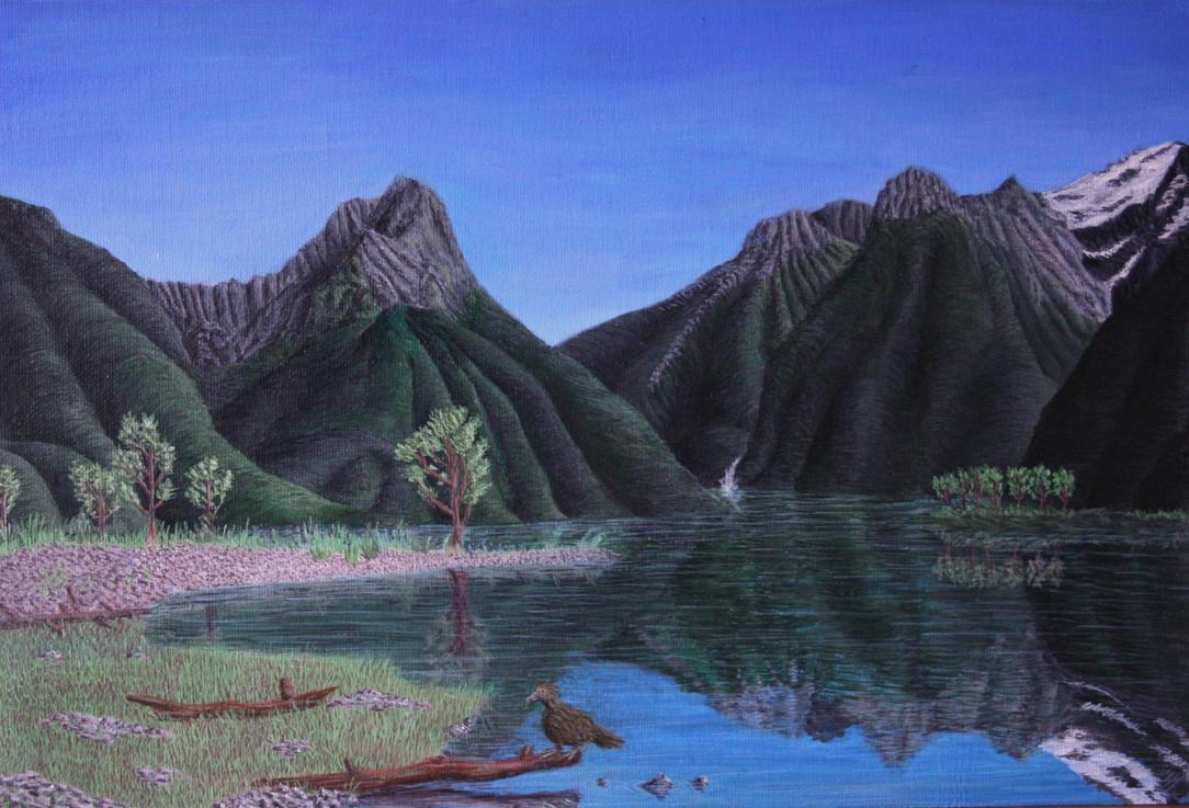 Milford Sound by Ubhejane