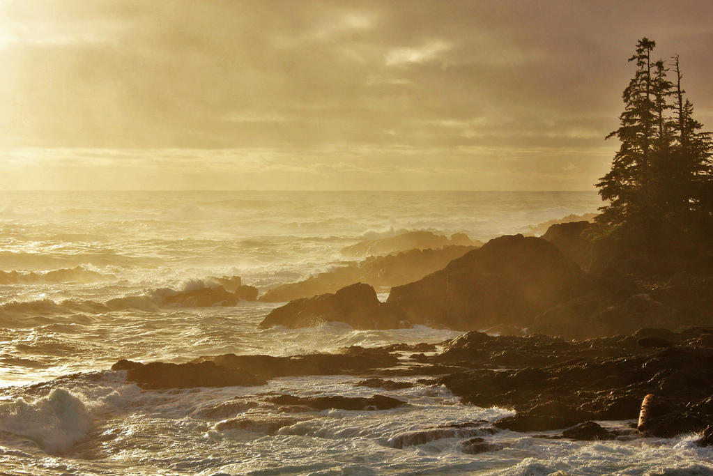The edge of the world by Ubhejane