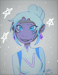 Space Princess Allura