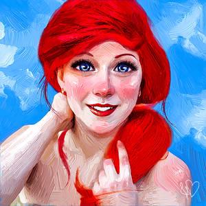 Ariel ( @mercurygin )