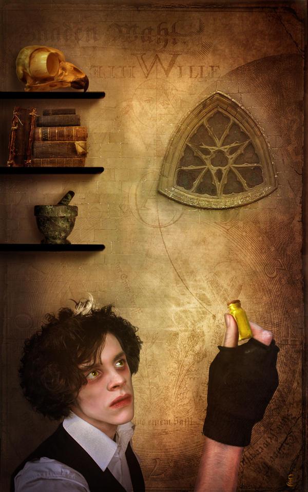 The alchemist by liebeSuse