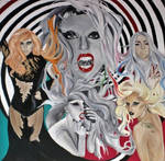 Lady Gaga- Born This Way Era