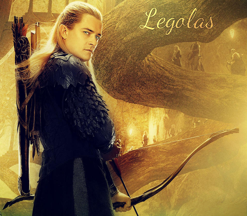 Legolas Wallpaper: Legolas By Olgerda On DeviantArt