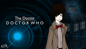 The Time Lord...