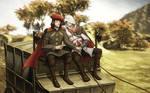 Leonardo and Ezio