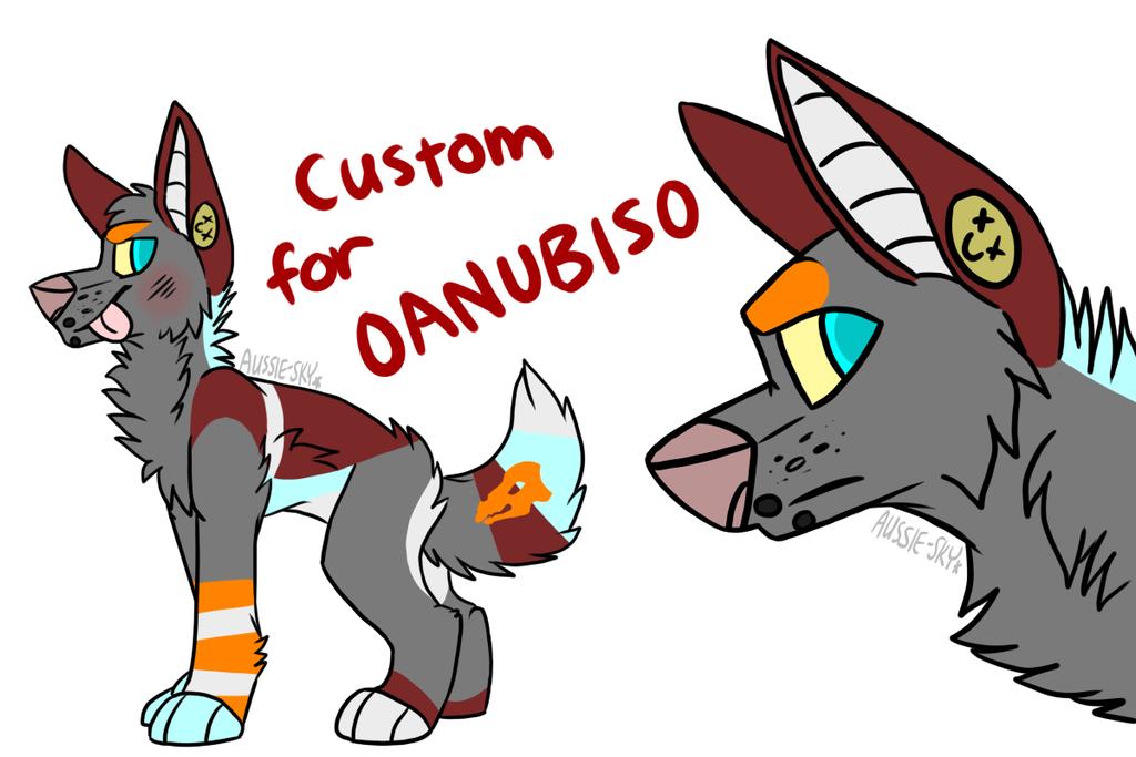 custom for 0ANUBIS0 by Aussie-sky
