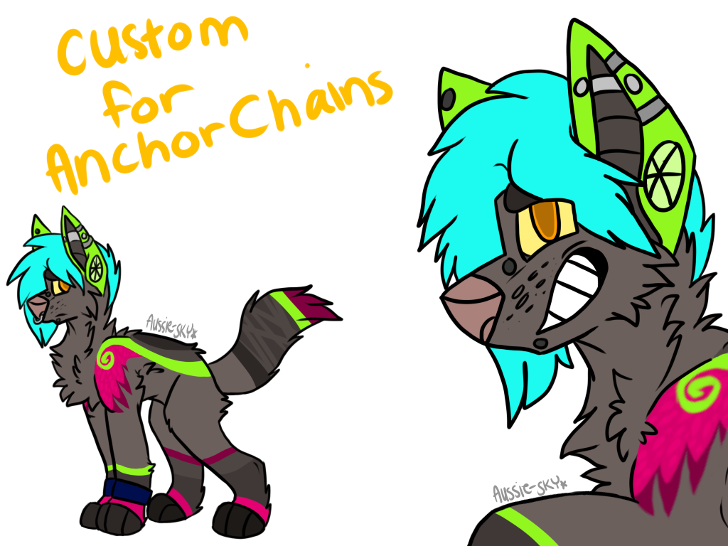 custom for AnchorChains by Aussie-sky