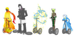 Segway Guardians