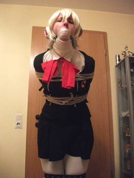 Aigis gets kidnapped 3