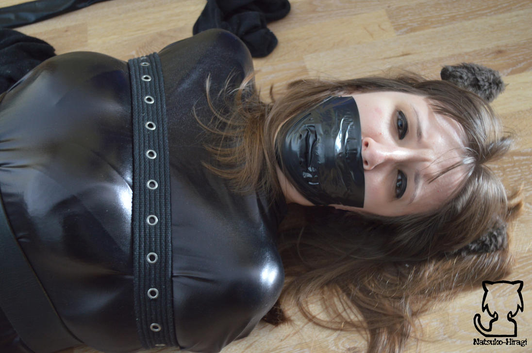 Taped up and gagged dirty sneakers xxx