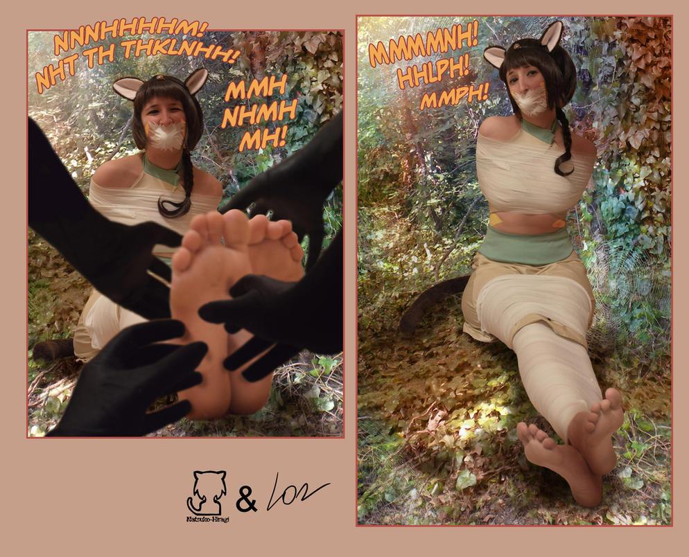 Iuki Spiderwebbed Fantasy Frontier Promoshooting 3 by Natsuko-Hiragi