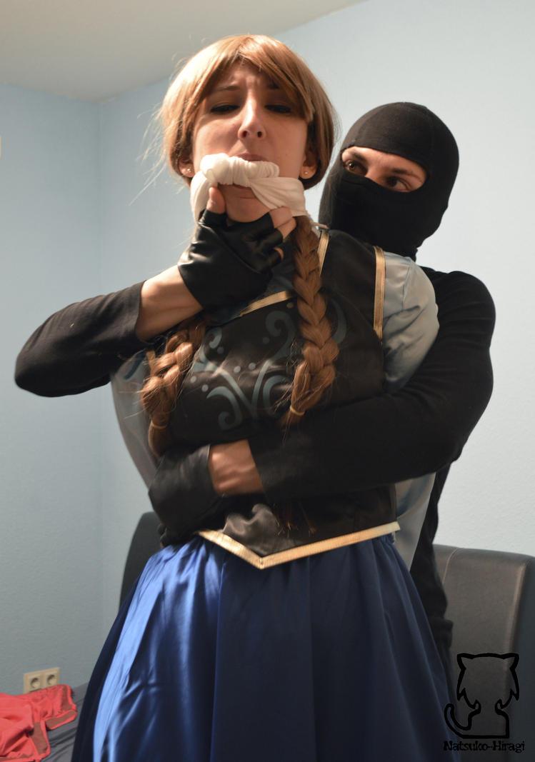 Princess Anna Kidnapped 6 By Natsuko Hiragi On Deviantart