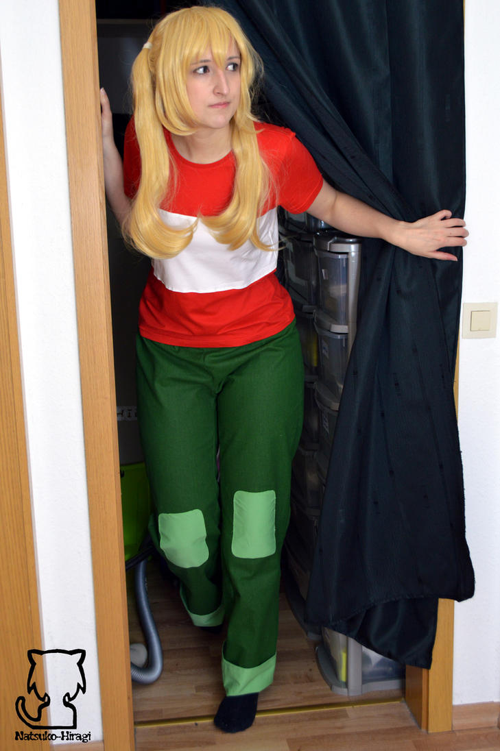 Penny gadget in trouble 1 by natsuko hiragi on deviantart for Dress your gadget