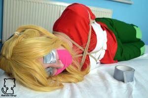 Penny Gadget in trouble! 12 by Natsuko-Hiragi