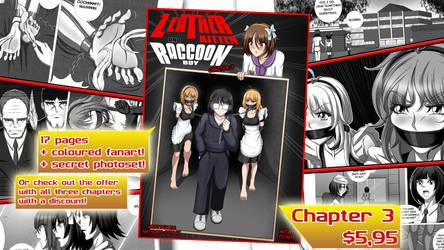 Leather Kitten and Raccoon Boy Volume 3 by Natsuko-Hiragi