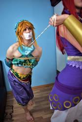 Link in big trouble! 8 by Natsuko-Hiragi
