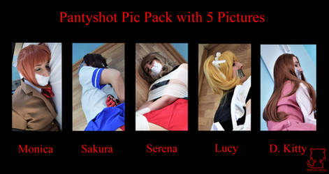 Pantyshot Pic Pack 9 Preview