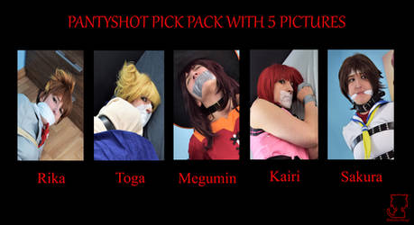 Pantyshot Pic Pack 11 Preview