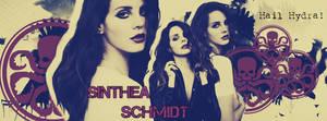 Sinthea Schmidt - Lana del Rey - Hail Hydra!