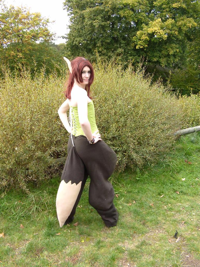 Spyro - Elora the Faun  (Cosplay) by Azalais