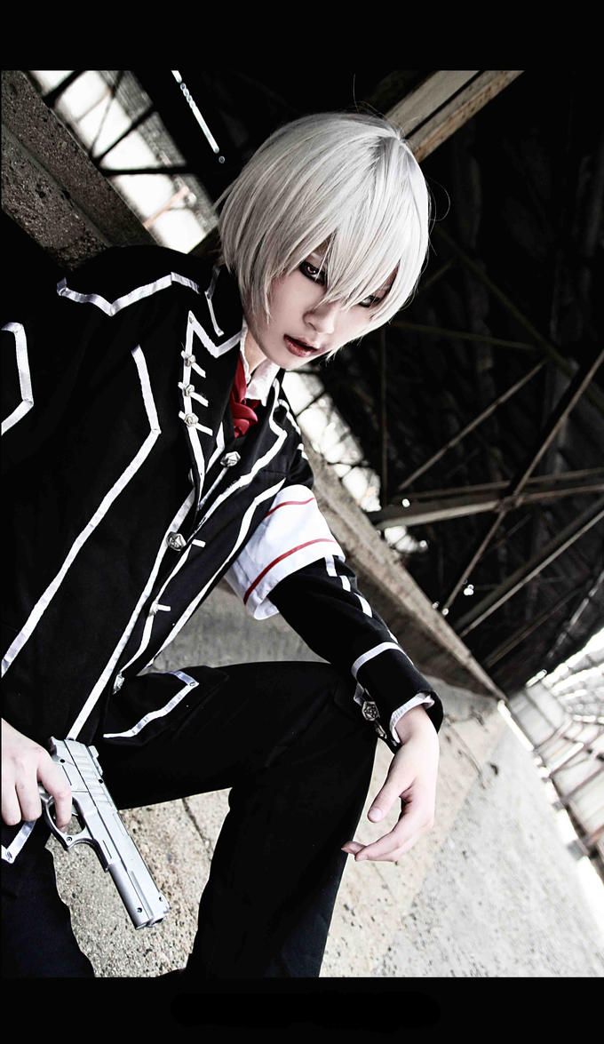Vampire Knight Kiryu Zero by JadeKou on DeviantArt Zero Vampire Knight Cosplay