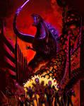 Shin Godzilla color
