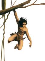 tarzan delle scimmie by giorgiobaroni