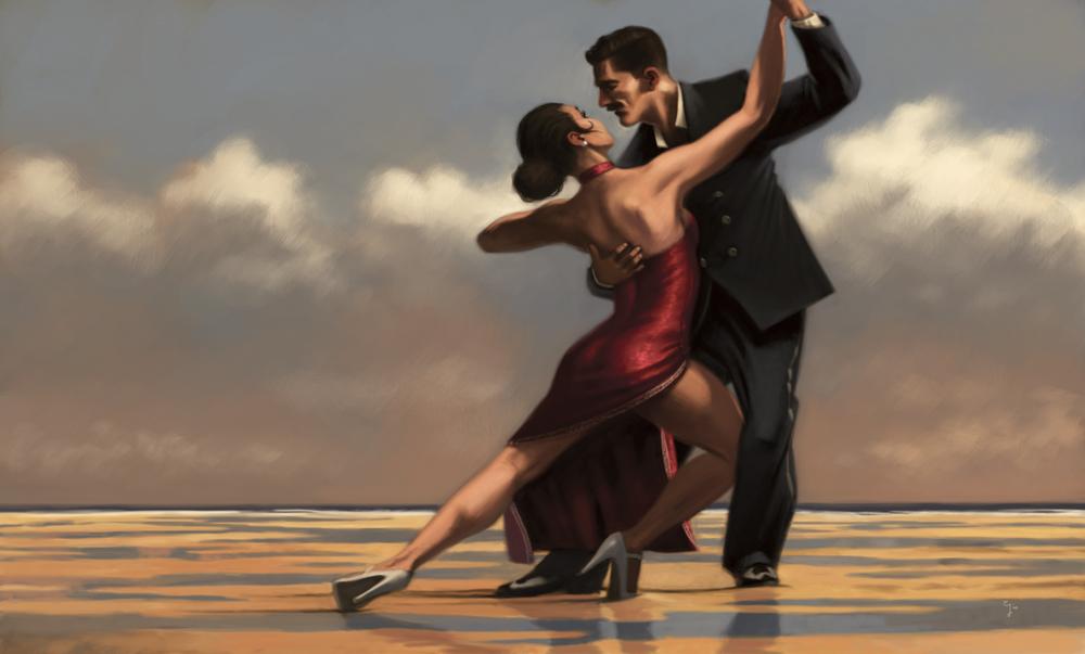 Ancora Tango by giorgiobaroni