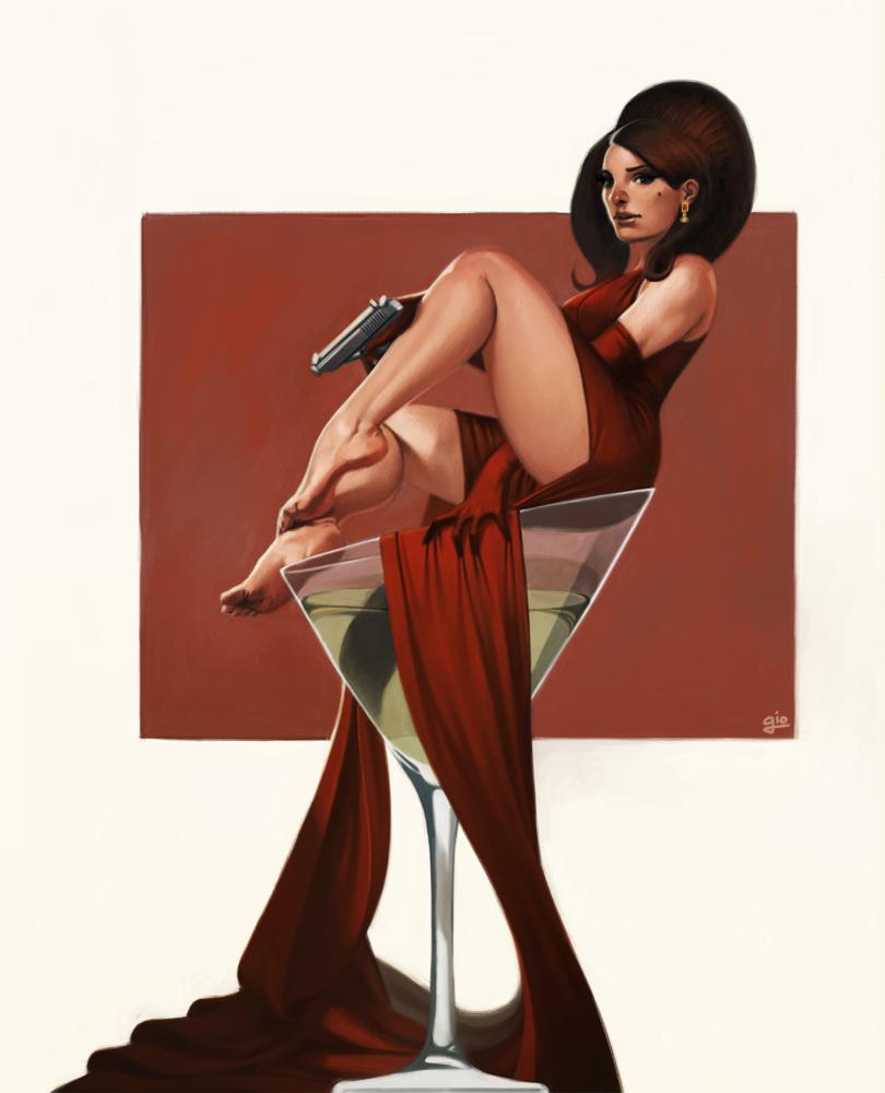 [bank] Les artistes que vous adorez - Page 4 Bond_girl_by_giorgiobaroni-d6uamj8
