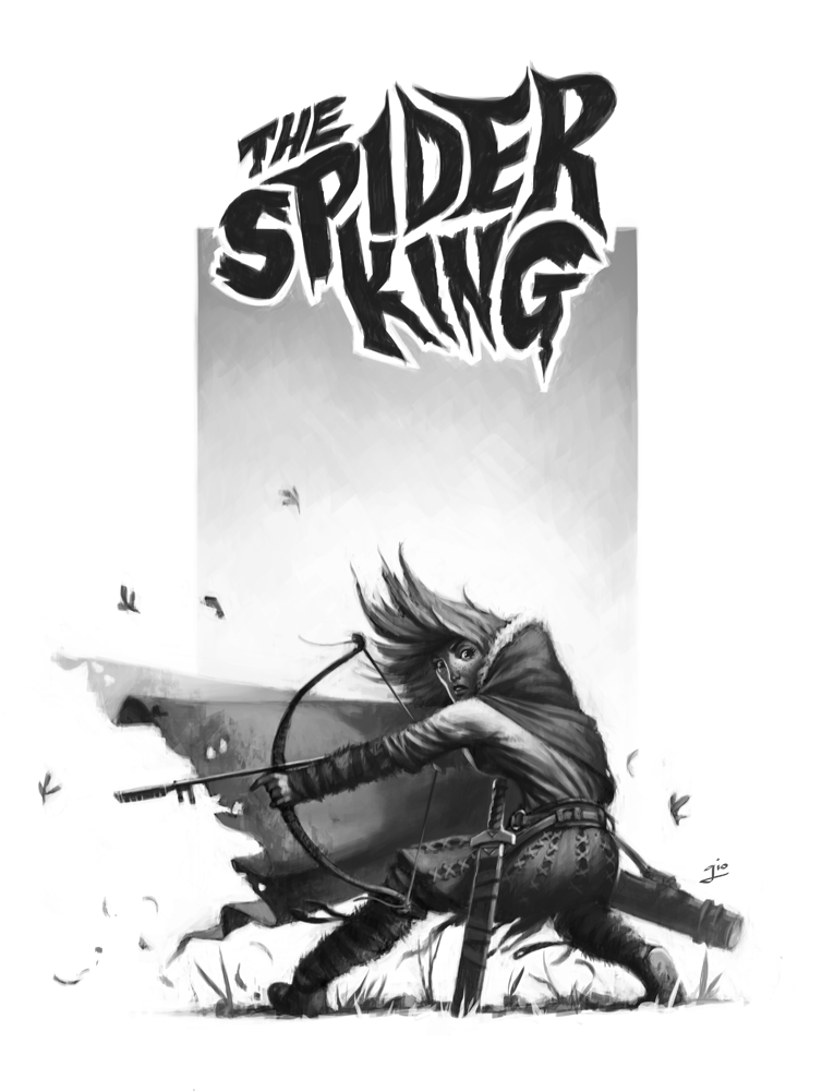 The spider King: Sigrid tribute by giorgiobaroni