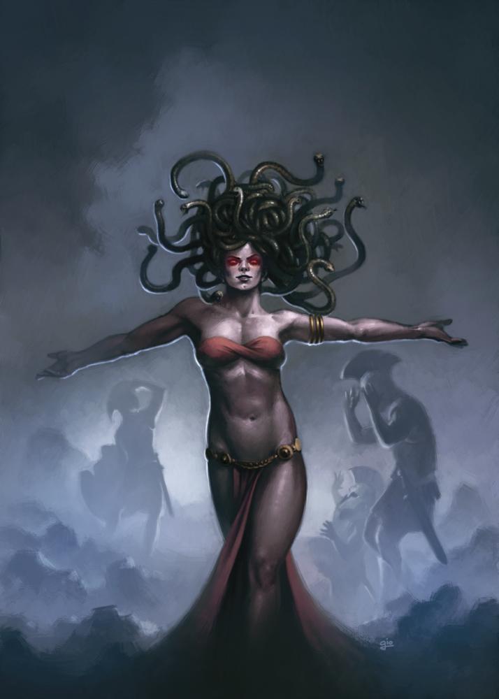 Medusa by giorgiobaroni