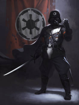 Star Wars redesign: Darth Vader