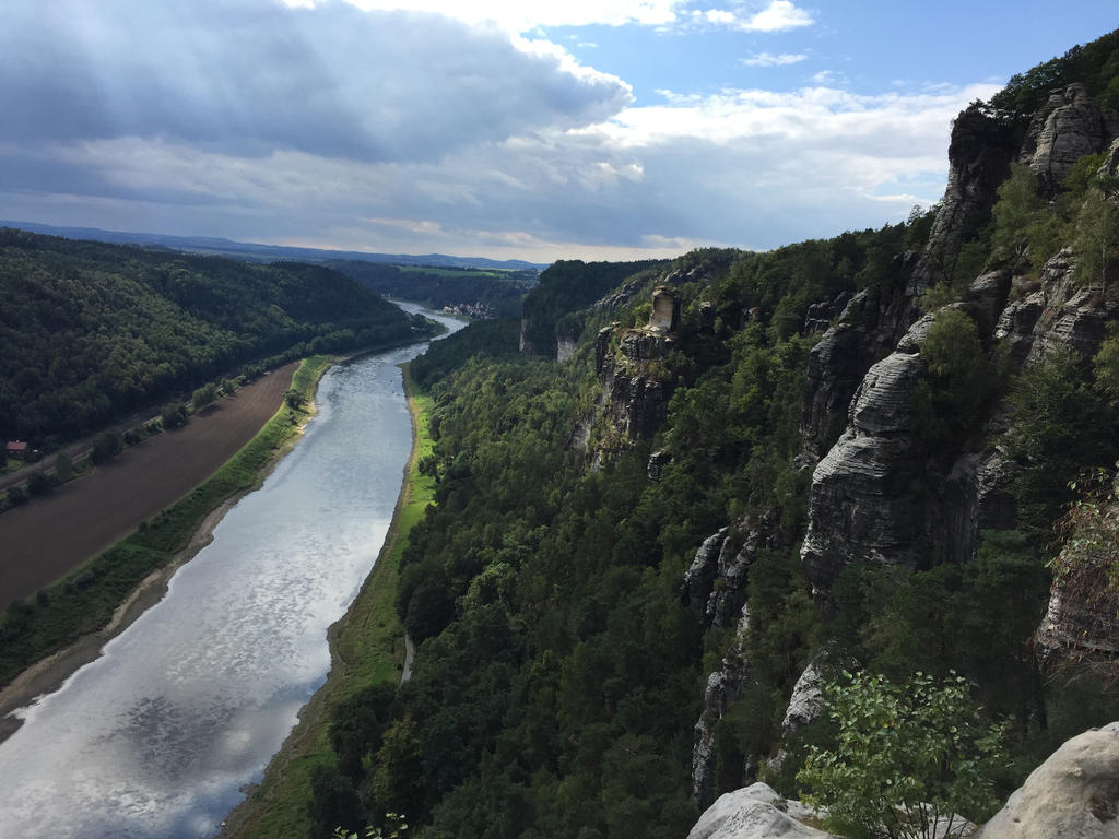 Elbe Sandstone Mountains by Lassic