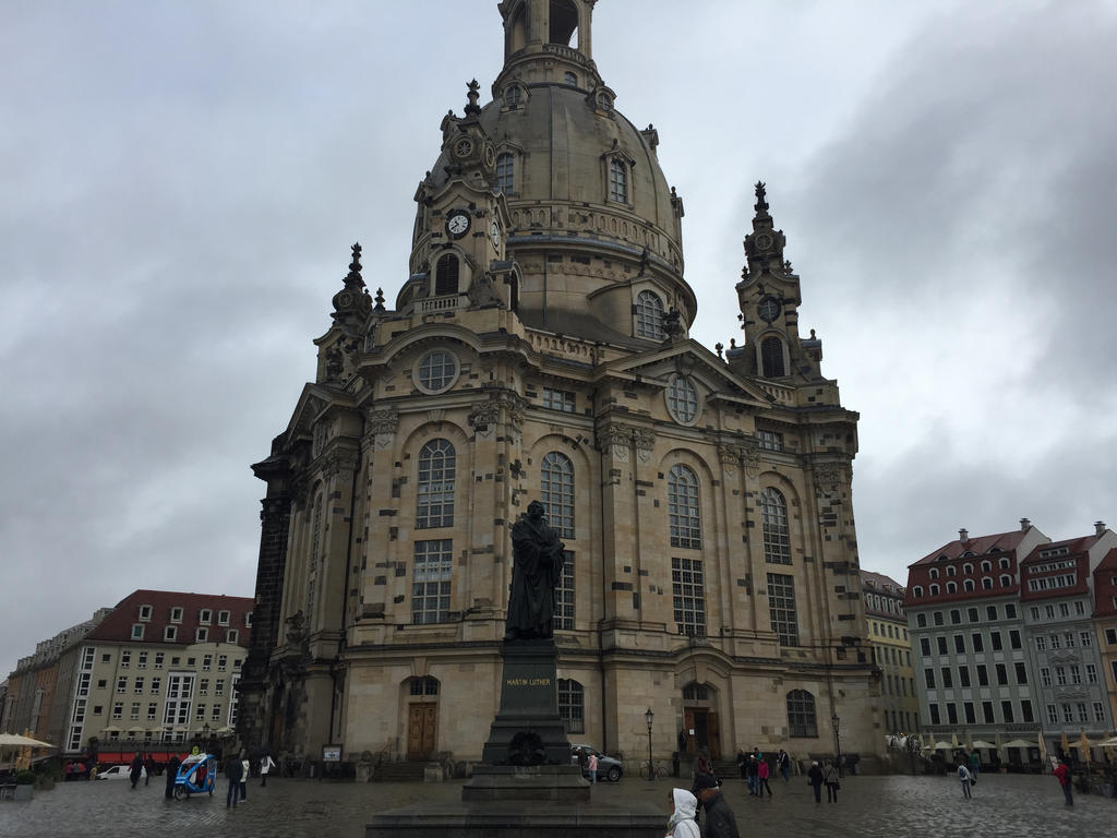 Frauenkirche by Lassic