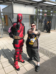 Deadpool kills me dead