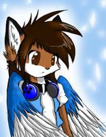 .:Angel:. by Obedaiya