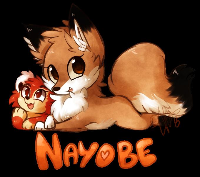 NayNay y Napo ID by Nayobe