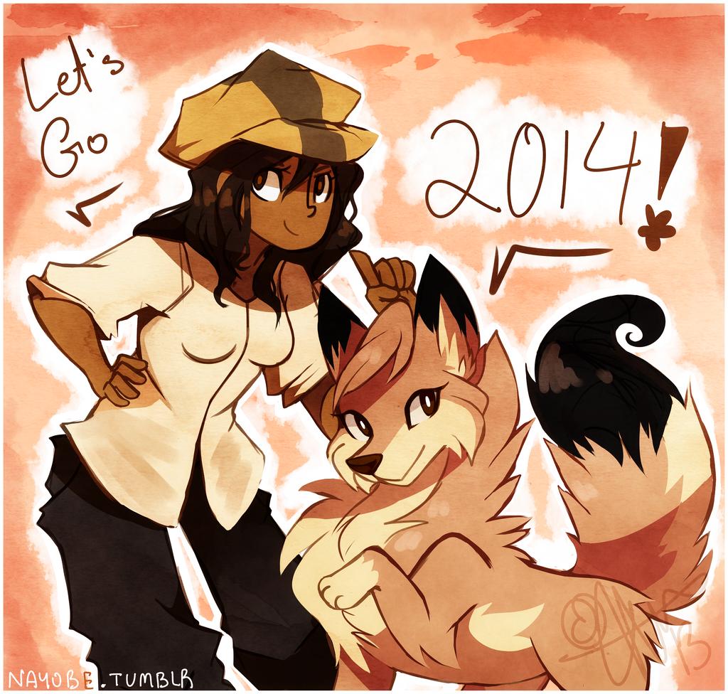 + 2014 GO + by Nayobe