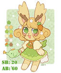 [OTA-CLOSED] + Garden Bunny +