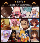 + 2020 Art Summary +